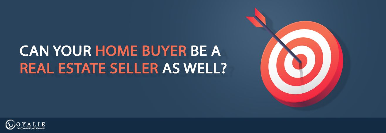 Property selling through buyer