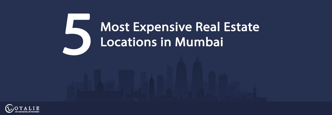 Expensive Real Estate Locations in Mumbai