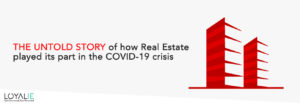 Real Estate Fight against COVID-19